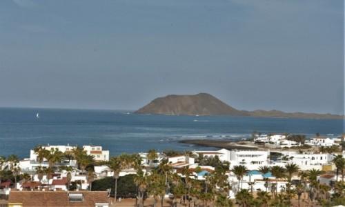 Zdjecie HISZPANIA / Fuertaventura / Corralejo / Corralejo, panorama