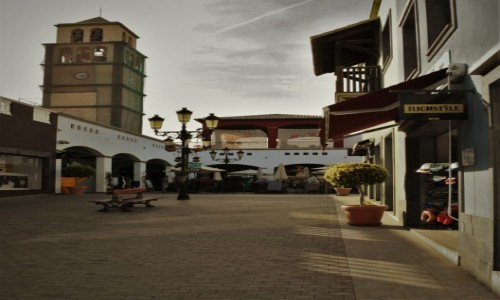 HISZPANIA / Fuertaventura / Corralejo / Corralejo, koniec