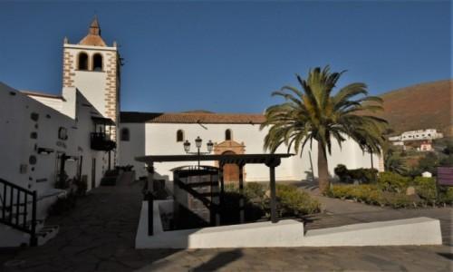 Zdjęcie HISZPANIA / Wyspy Kanaryjskie / Betancuria / Fuerteventura, Betancuria
