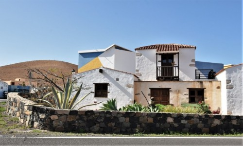 Zdjecie HISZPANIA / Fuerteventura / Pajara / Pajara, zakamarki