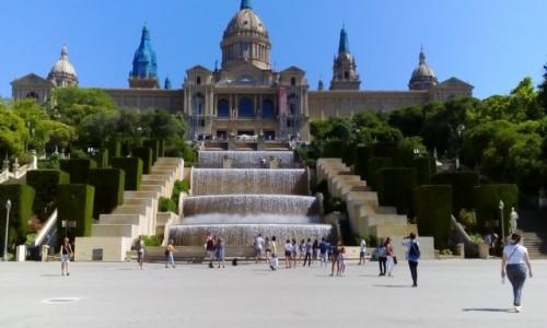 Zdjecie HISZPANIA / Katalonia / Barcelona / Barcelona - Pałac Narodowy