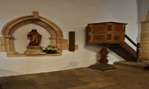 Zdjecie HISZPANIA / Fuerteventura / Pajara / Pajara, Kościół
