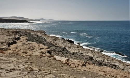 Zdjecie HISZPANIA / Fuerteventura / Ajuy / Ajuy, koniec