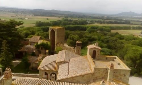 Zdjecie HISZPANIA / Katalonia / Pals / Pals