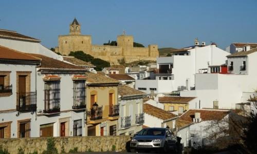 Zdjecie HISZPANIA /  Andaluzja / Antequera / Architektura miasta