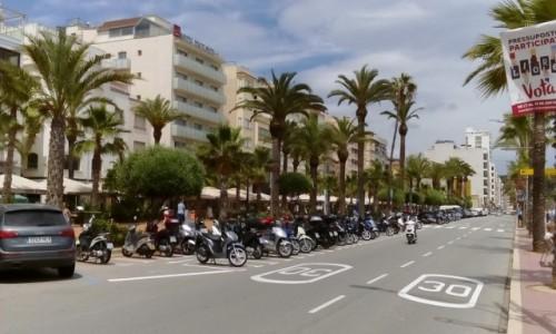 Zdjecie HISZPANIA / Katalonia / Lloret de Mar / Lloret de Mar jeszcze raz