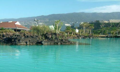 Zdjecie HISZPANIA / Teneryfa / Puerto de La Cruiz / i tak można mieszkać