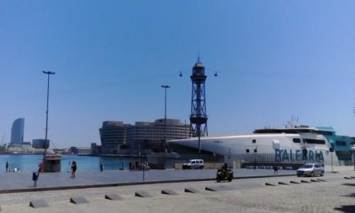 Zdjecie HISZPANIA / Katalonia / Barcelona / Barcelona - port