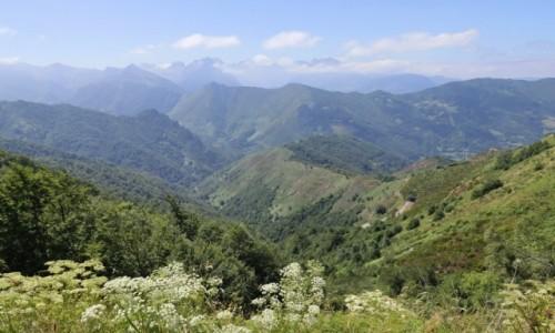 Zdjecie HISZPANIA / Asturia / Puerto de Pajares / Góry Kantabryjskie