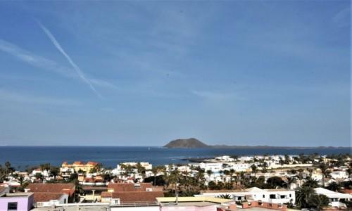 HISZPANIA / Fuertaventura / Corralejo / Corralejo, widok