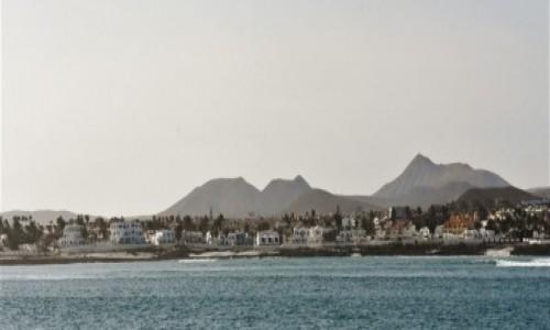 HISZPANIA / Fuertaventura / Corralejo / Corralejo, port