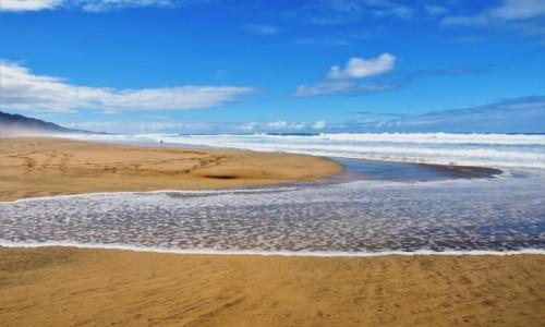Zdjecie HISZPANIA / Fuertventura / Cofete / Plaża Cofete 2