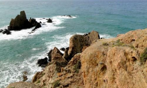Zdjecie HISZPANIA / Andaluzja / Przylądek Cabo de Gata / Dzika Andaluzja
