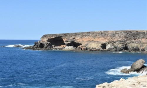 Zdjecie HISZPANIA / Fuerteventura / Ajuy / Ajuy, groty