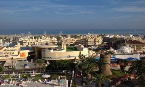 Zdjecie HISZPANIA / Costa del Sol. / Benalmadena. / Puerta Marina z Hotelu