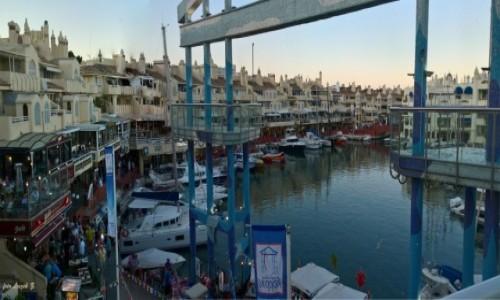 Zdjecie HISZPANIA / Costa del Sol. / Benalmadena. / Benalmadena - Puerto Marina.