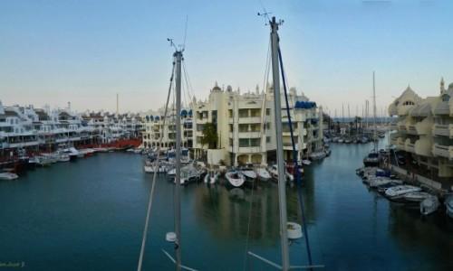 HISZPANIA / Costa del Sol. / Benalmadena. / Benalmadena - Puerto Marina.