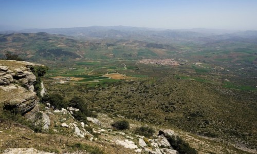Zdjecie HISZPANIA /  Andaluzja / El Torcal de Antequera / Widok