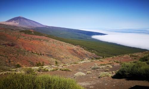Zdjecie HISZPANIA / - / wulkan El Teide / Teneryfa