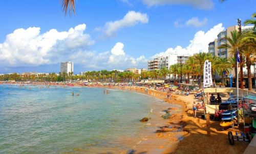 Zdjecie HISZPANIA / Katalonia / Salou / Costa Dorada