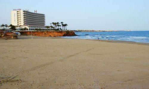 Zdjecie HISZPANIA / Costa Blanca / Orihuella Costa / Plaża La Zenia