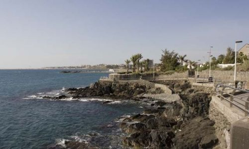 Zdjecie HISZPANIA / Gran Canaria / Na spacerze gdzieś pomiędzy Playa del Ingles a Playa de San Augustin / Gran Canaria