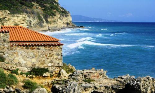Zdjecie HISZPANIA / Andaluzja / Barbate / Przypływ