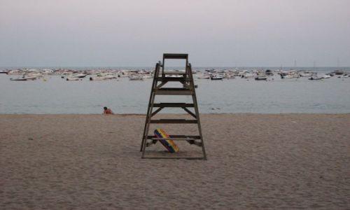 Zdjęcie HISZPANIA / COSTA BRAVA / calella / Gdzie jest Hasselhoff?:)