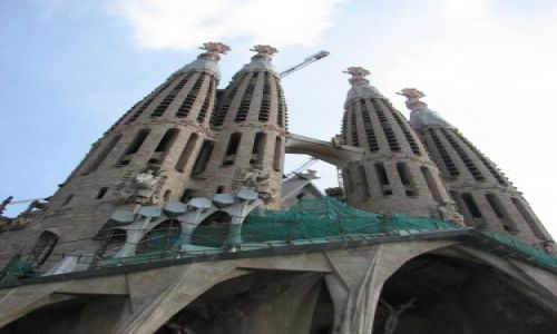 Zdjęcie HISZPANIA / Catalunya / BARCELONA / Sagrada Família