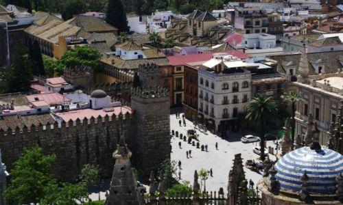 Zdjęcie HISZPANIA / Andaluzja / Sewilla / Między katedrą a Alcazarem