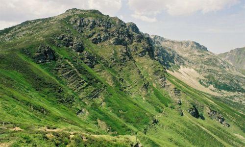 Zdjęcie HISZPANIA / Asturia / główny grzbiet Kordyliery Kantabryjskiej / do góry!