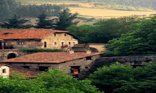 Zdjęcie HISZPANIA / Kantabria / Potes / Kamienne Zakopane