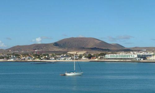 Zdjecie HISZPANIA / Wyspy Kanaryjskie / Fuerteventura / Wygasły wulkan
