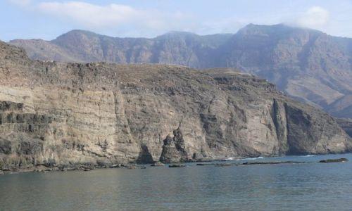Zdjecie HISZPANIA / Wyspy Kanaryjskie / Gran Canaria / Palec Boga