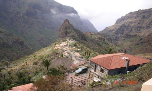 Zdjęcie HISZPANIA / Teneryfa / Masca / Prawie jak Machu Picchu, Masca