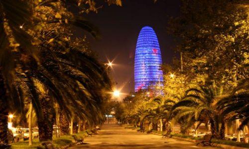 Zdjecie HISZPANIA / Katalonia / Barcelona / Torre Agbar
