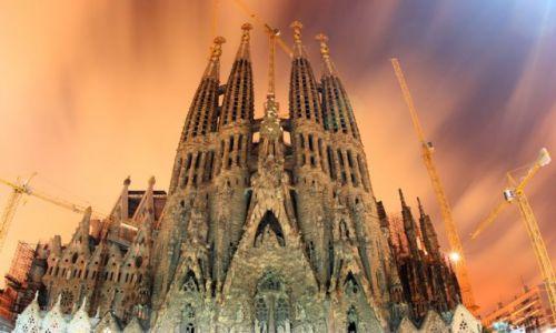 Zdjecie HISZPANIA / Katalonia / Barcelona / Sagrada Familia