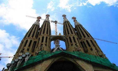 Zdjecie HISZPANIA / brak / Barcelona / La Sagrada Família