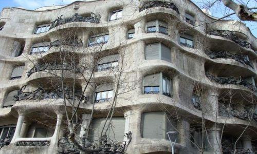 Zdjecie HISZPANIA / Catalonia / Barcelona / Gaudi...