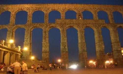 Zdjęcie HISZPANIA / Kastylia - Leon / Segovia / Akwedukt