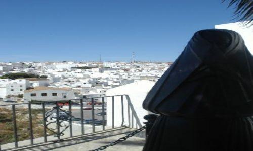 Zdjecie HISZPANIA / Andaluzja / Weher de la Frontera / Białe miasteczko