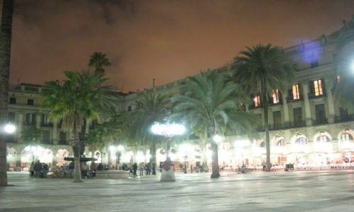 Zdjęcie HISZPANIA / Katolonia / Barcelona / de la plac ;)