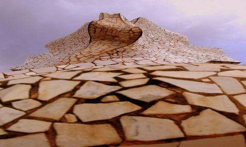 Zdjęcie HISZPANIA / Katolonia / Barcelona  / Gaudinkowe znow