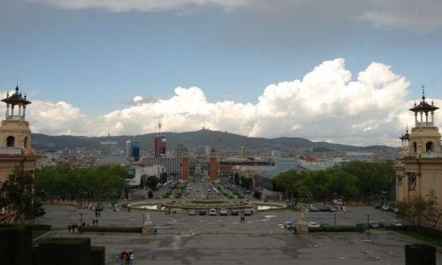 Zdjęcie HISZPANIA / Katolonia / Barcelona  / placki placyki