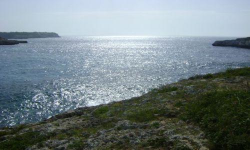 Zdjecie HISZPANIA / Majorka / Cala Mondrago / Zatoka Mondrago