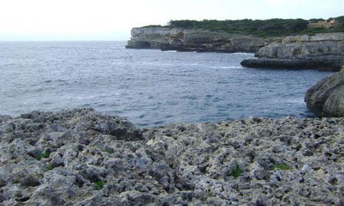 Zdjęcie HISZPANIA / Majorka / Cala Mondrago / Plaże na Majorce? (Zatoka Mondrago)