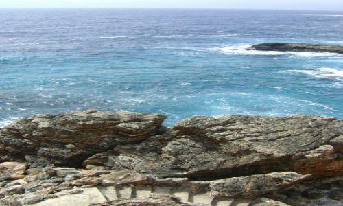 Zdjecie HISZPANIA / Majorka / Cala Mondrago / Ścieżka nad morzem (Zatoka Mondrago)