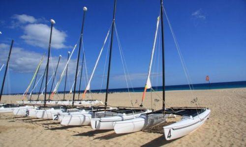 Zdjęcie HISZPANIA / brak / Morro Jable / Playa  Morro Jable
