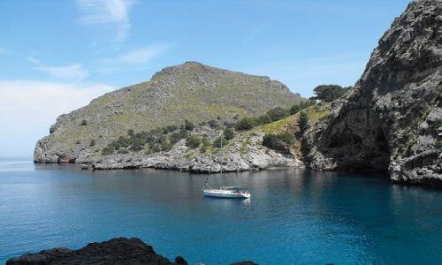 Zdjęcie HISZPANIA / Majorka / Wybrzeże / Sa Calobra