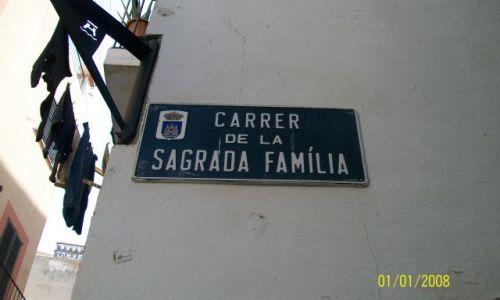 Zdjęcie HISZPANIA / Ibiza / Evissa / Po prostu swięta rodzina:)